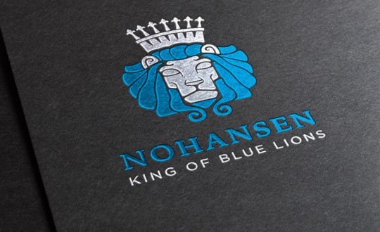 Nohansen – King Of Blue Lions — Available for purchase on Graphic River