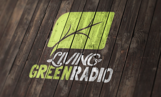 Living Green Radio Logo