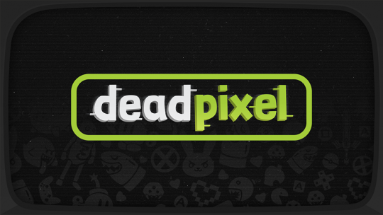 deadpixel – Gaming Logo