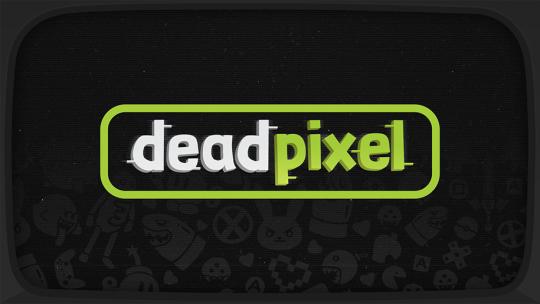 Dead Pixel – Gaming Logo